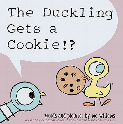 The Duckling Gets a Cookie Book Cover