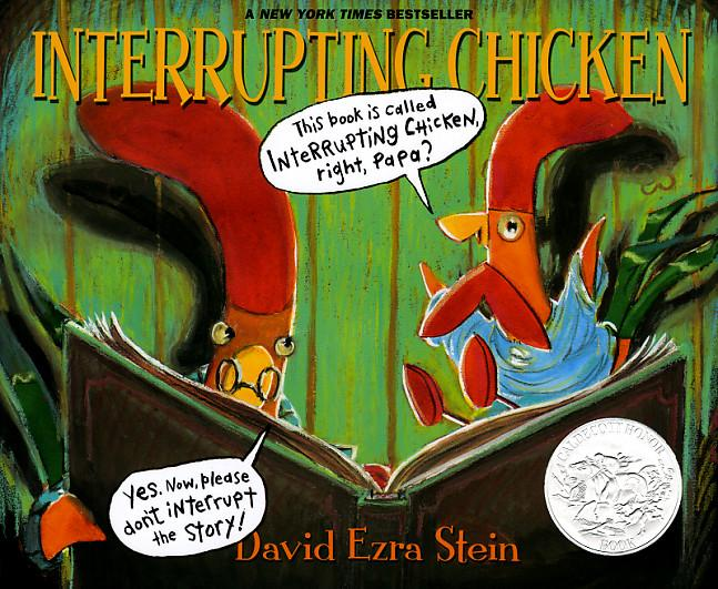 Interrupting Chicken Book Cover