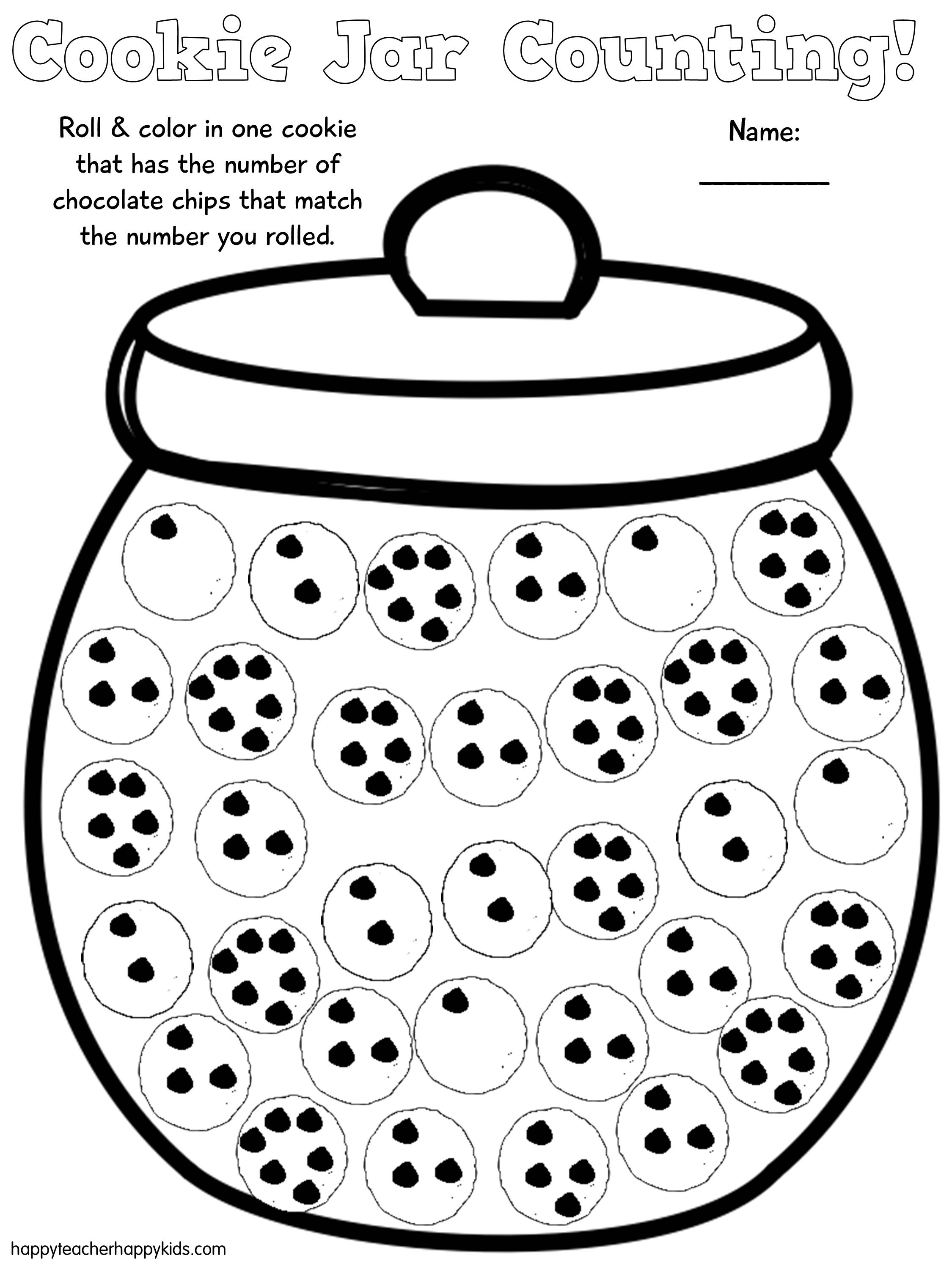Free Coloring Pages Of Cookie Eyes Cookie Coloring Pages Printable