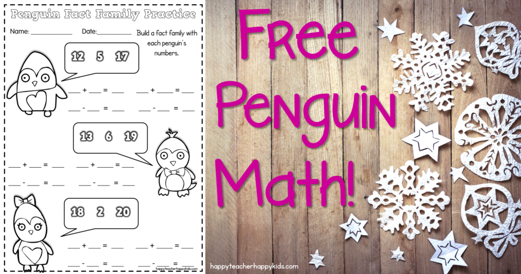 Penguin Math FB Blog Header