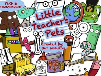 little teachers pets our monitos