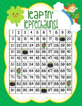 leapin leprechauns game