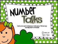 st patrick's day number talks