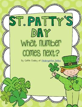 st patty's what number comes next