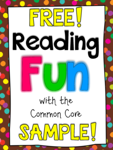 Reading Fun Free Sample Cover1