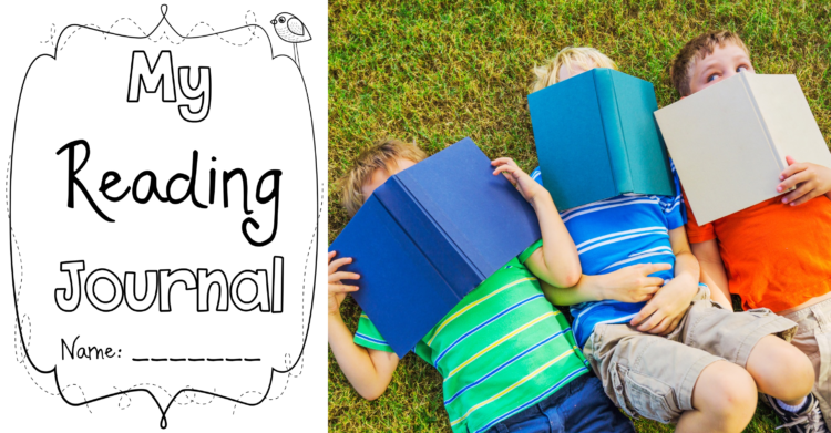 Reading Journals FB Blog Header