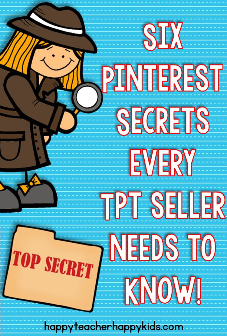 Six Pinterest Secrets Every TPT Seller Should Know