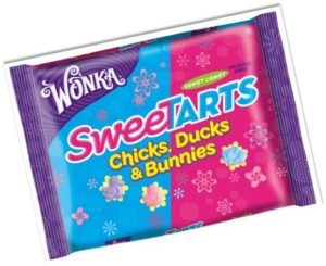 Sweetarts Chicks, Ducks, & Bunnies
