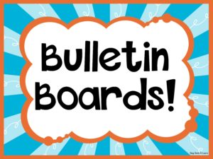Best of Classroom Bulletin Boards & Doors pinterest board cover