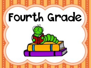 Fourth Grade Board Cover