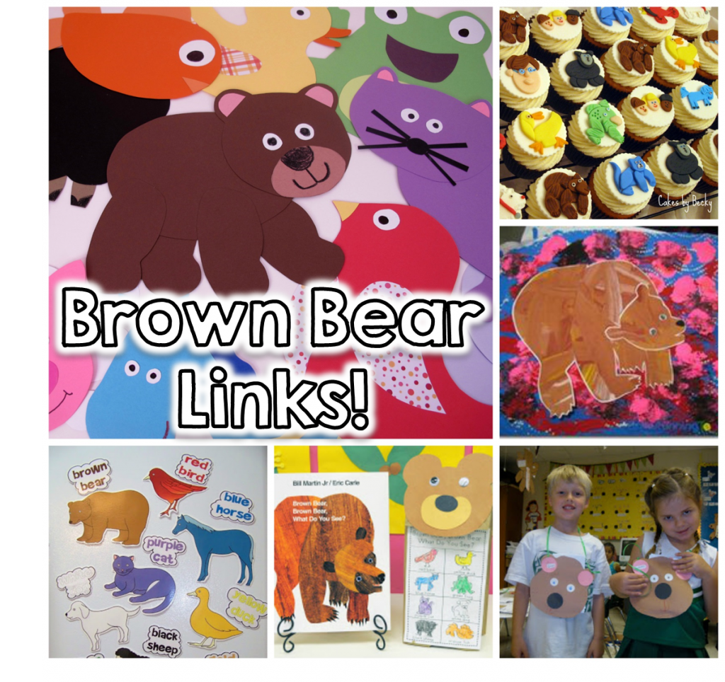 Brown Bear Links