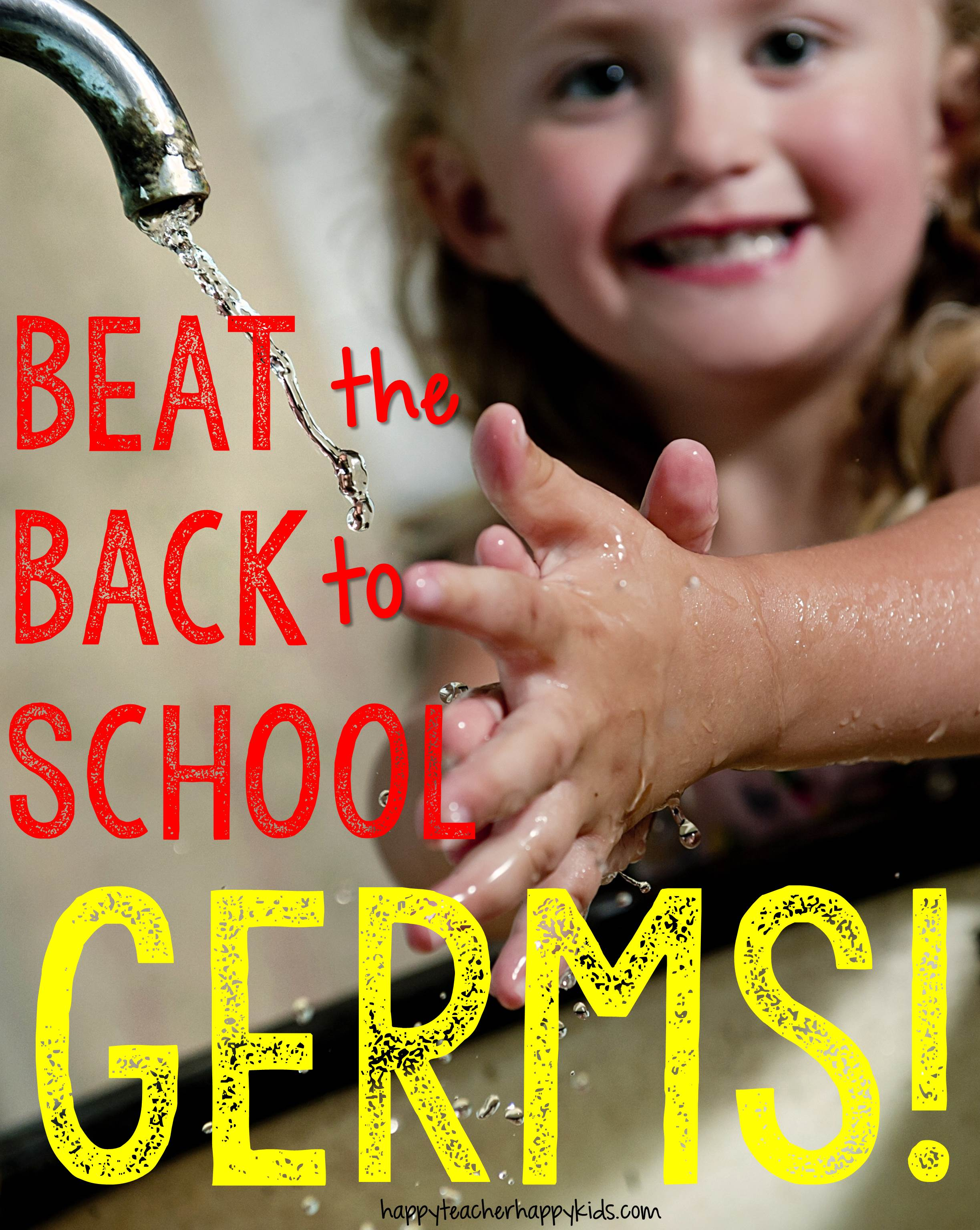 Beat the Back to School Germs