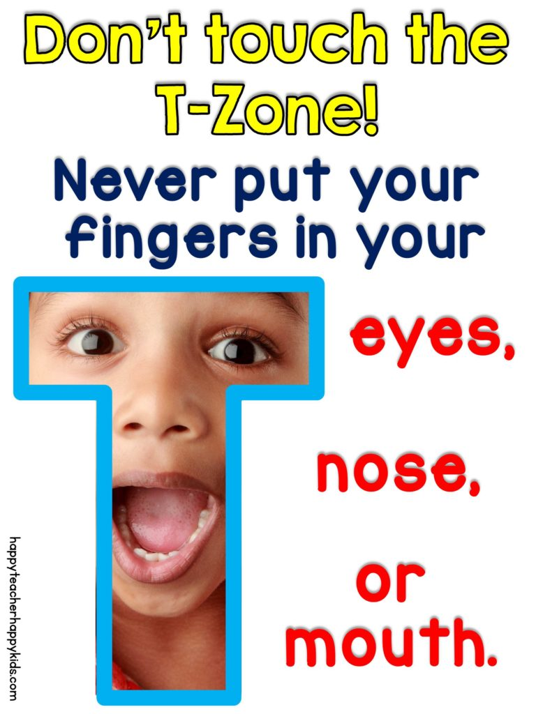 Don't Touch the T Zone