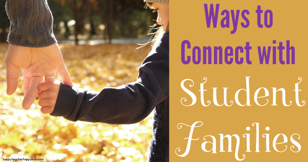 Ways to Connect with Student Families FB Blog Header