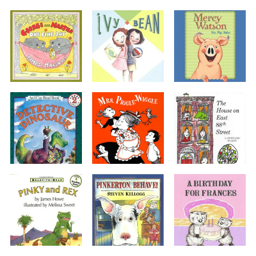Longer Read Aloud Series