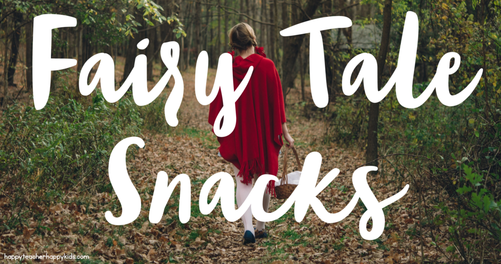 Fairy Tale Snacks FB Blog Header