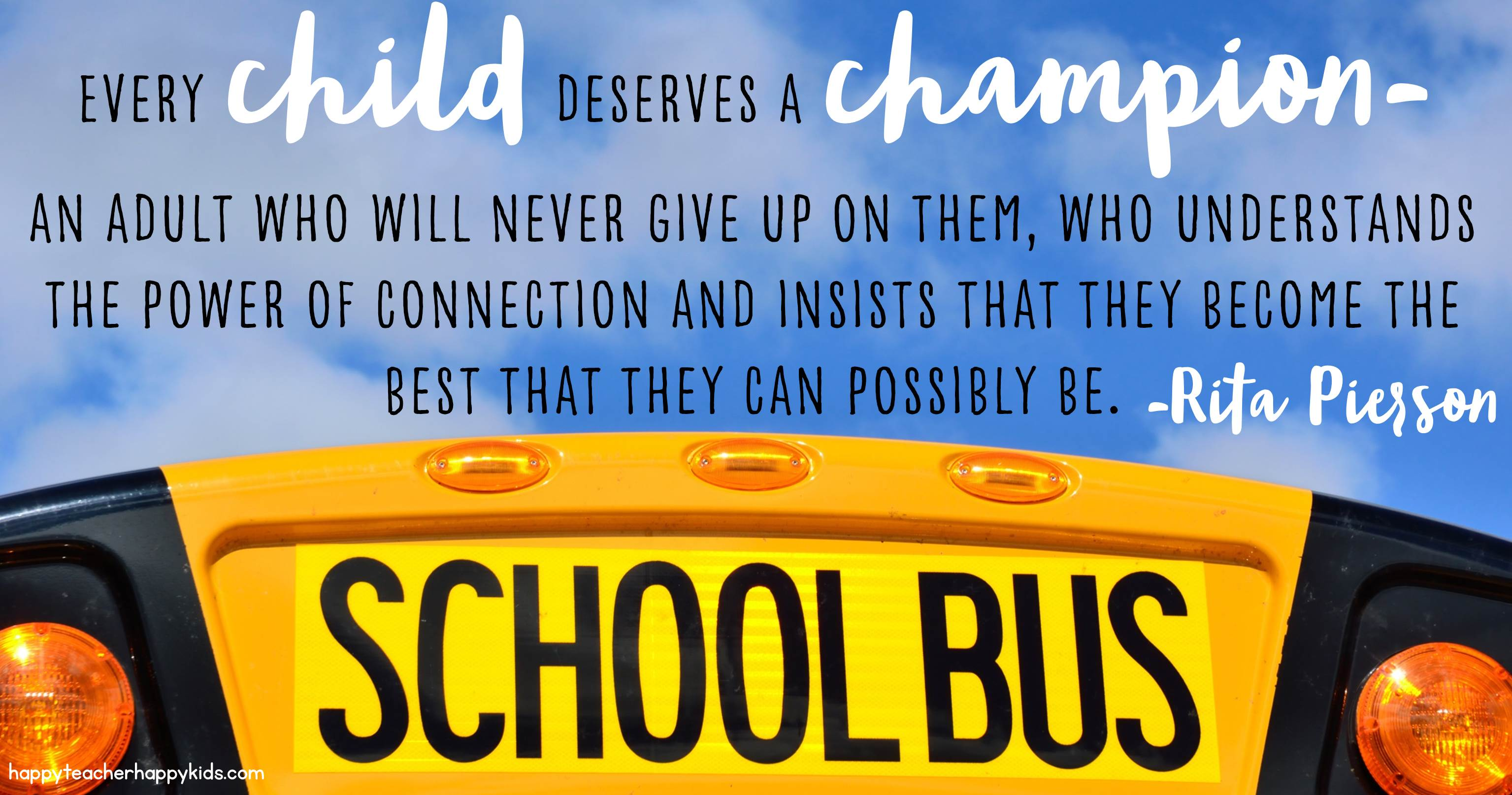 Image result for every student deserves a champion