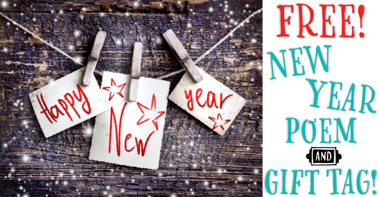 New Year Poem FB Blog Header